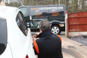 grantham car locksmith