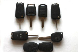 Lost Mazda car keys