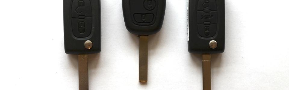replacement citroen key loughborough