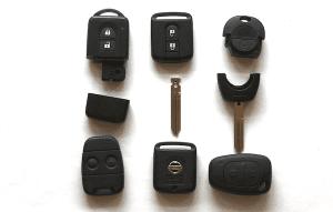 nissan keys loughborough