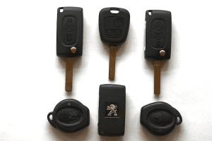 lost peugeot keys derby