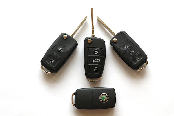 skoda keys