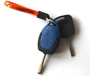 ford transit keys