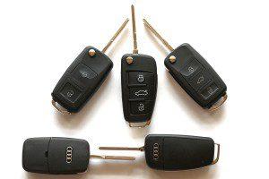 audi car keys grantham