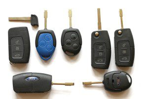 ford car keys grantham