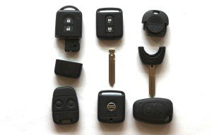 Nissan Van keys