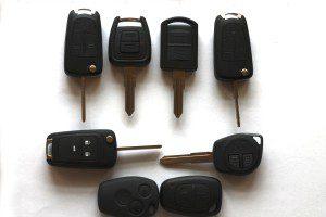 Vauxhall keys programmed