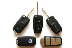 vw car keys grantham