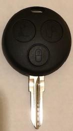 smart roadster key