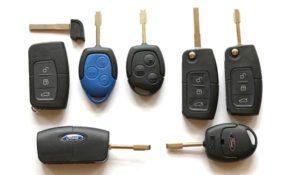 ford van keys