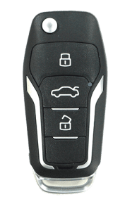 new ford style flip key