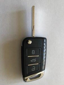 vw remote key upgrade