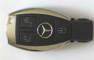 lost mercedes keys