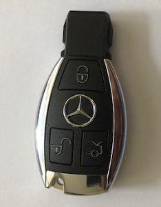 mercedes benz keys